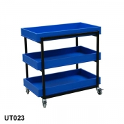 Mobile 3 tier trolley