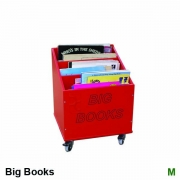 Big Book storage