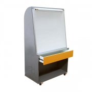 Mobile literacy unit, Yellow drawer