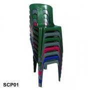 Student plastic stacker - SCP01
