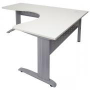 Corner workstation - Extra width