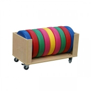 Cushion Cabinet, Slotted