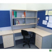 Staffroom work area