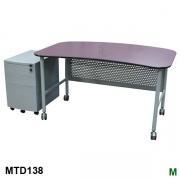 Mobile teachers desk