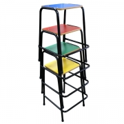 Coloured Tech stools
