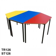 Trap table with Student table